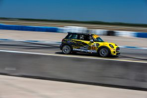 MINI JCW Team Makes Mid-Ohio Debut