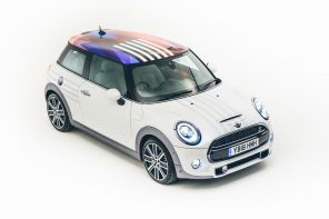 MINI to Auction One-Off Royal Wedding MINI at Goodwood Festival of Speed
