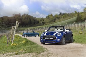 MINI UK Celebrates 25 Years of the MINI Convertible