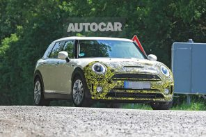 The 2019 MINI Clubman LCI is Coming – Here's Our First Look