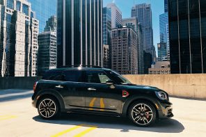 Review: MINI Countryman JCW vs the BMW X1 and X2