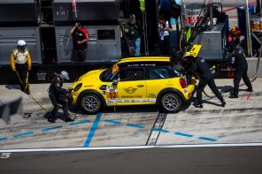 MINI JCW Team Repeats at Watkins Glen