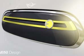 MINI Previews the Design of the 2019 MINI Electric