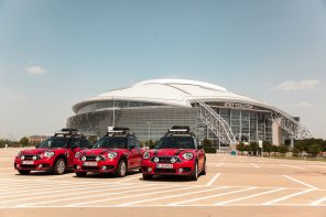 Three MINI Cooper S E Countryman Embark on Panamericana Adventure