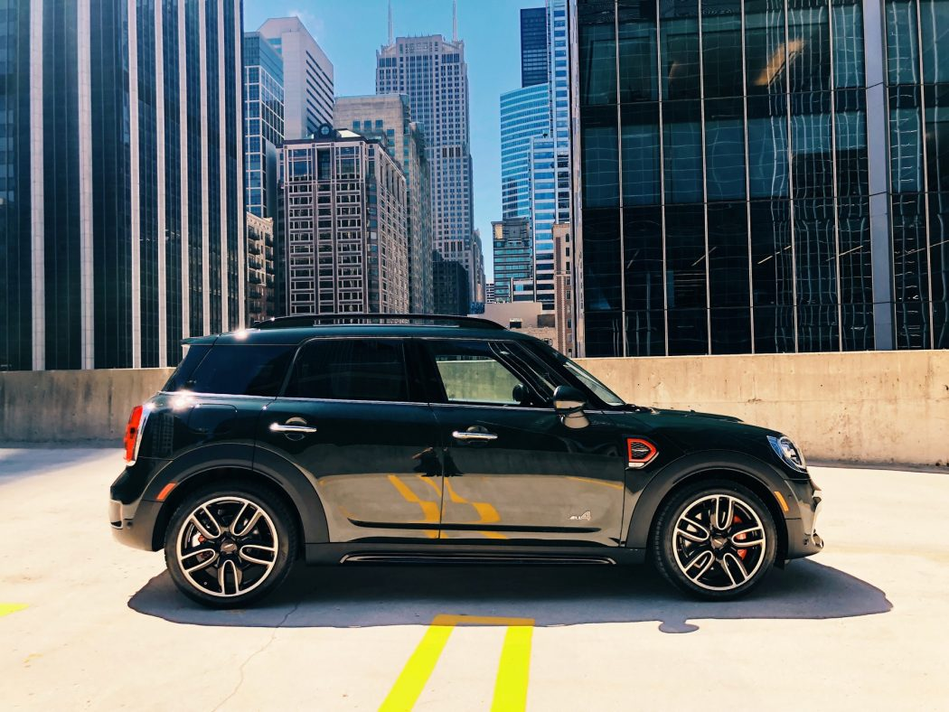 MINI Countryman vs BMW X2