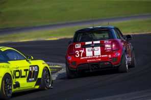 Post-Race Penalty Steals Victory from MINI JCW Team in Biscuitville Grand Prix