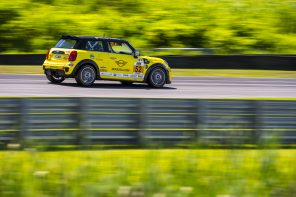 MINI JCW Team Ready for Road America