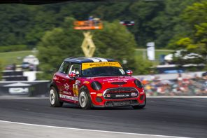 MINI JCW Team Heads to VIR