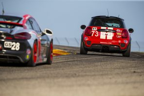 Second Place for MINI JCW Team at Road America