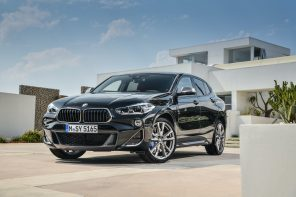 World Premier: The 300 hp BMW X2 M35i