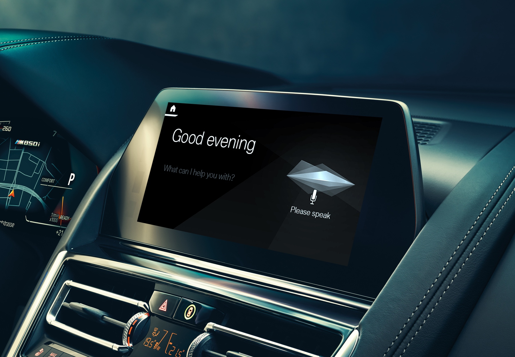 In-Car Virtual Assistant