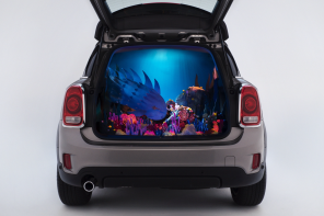 MINI USA Launches Created in a Countryman Marketing Campaign