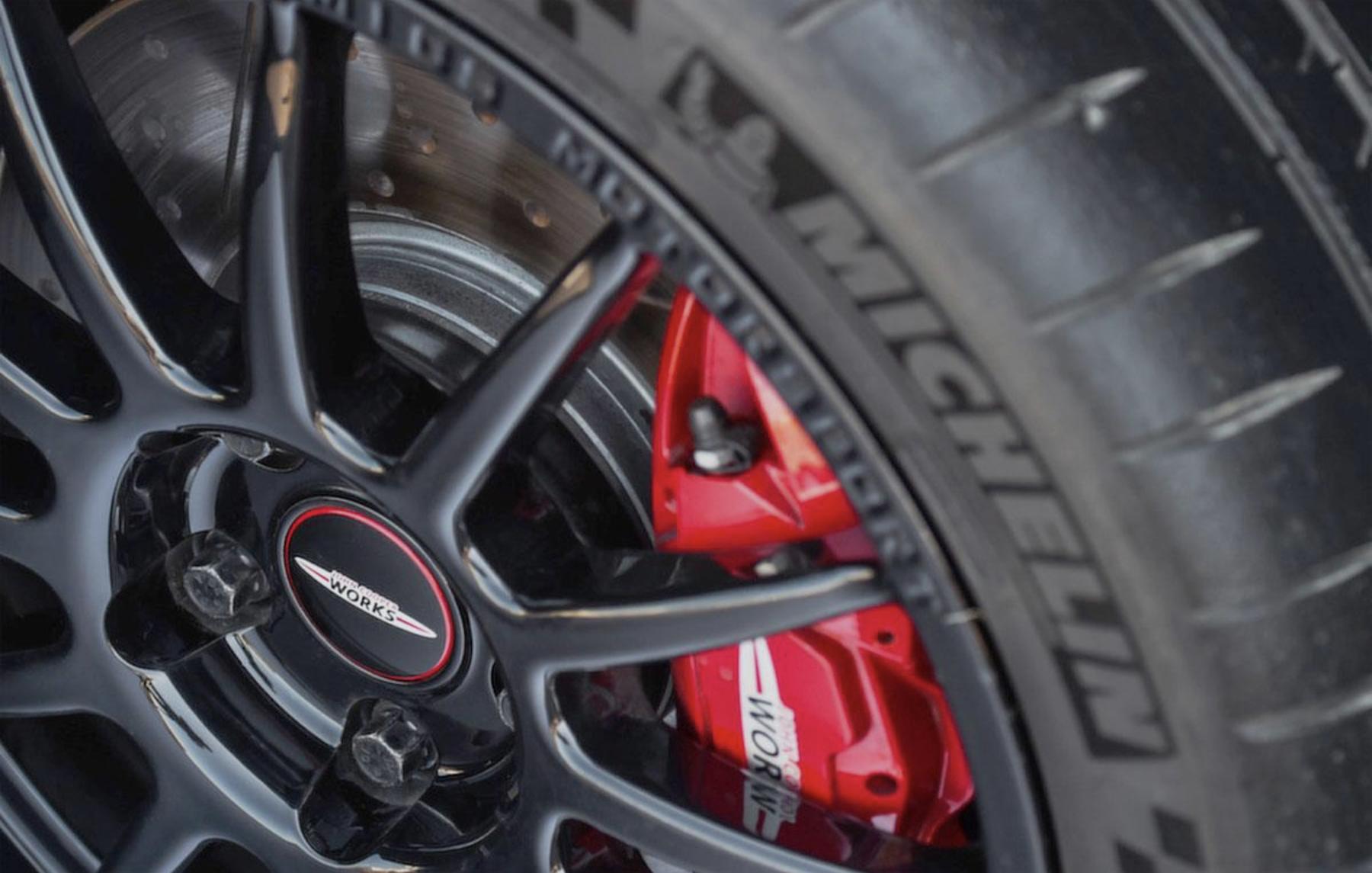 MINI Brake Upgrades and Maintenance