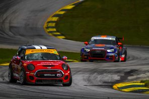 MINI Wins IMSA ST Series Finalle and Takes Manfacturer Championship