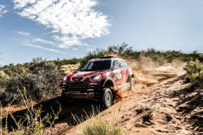 MINI Wins the Rallye du Maroc