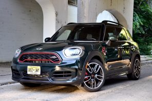 The JCW Countryman 5,000 Mile Review – All That Glitters is Green