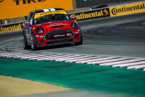 MINI JCW Team Looks to Secure Championship in Finale at Road Atlanta
