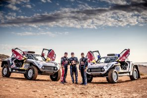 The X-raid MINI JCW Team is Going Back to Dakar