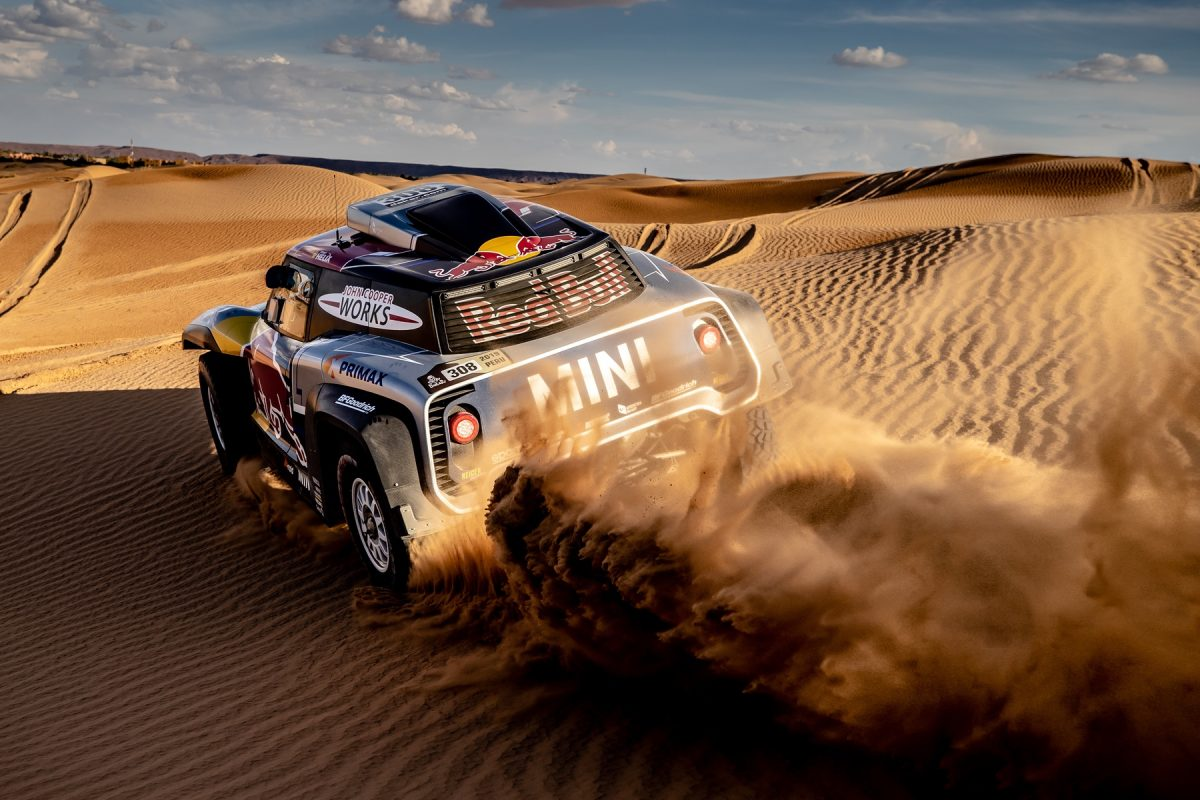 2020 Dakar X-raid MINI JCW Team - Dakar 2019