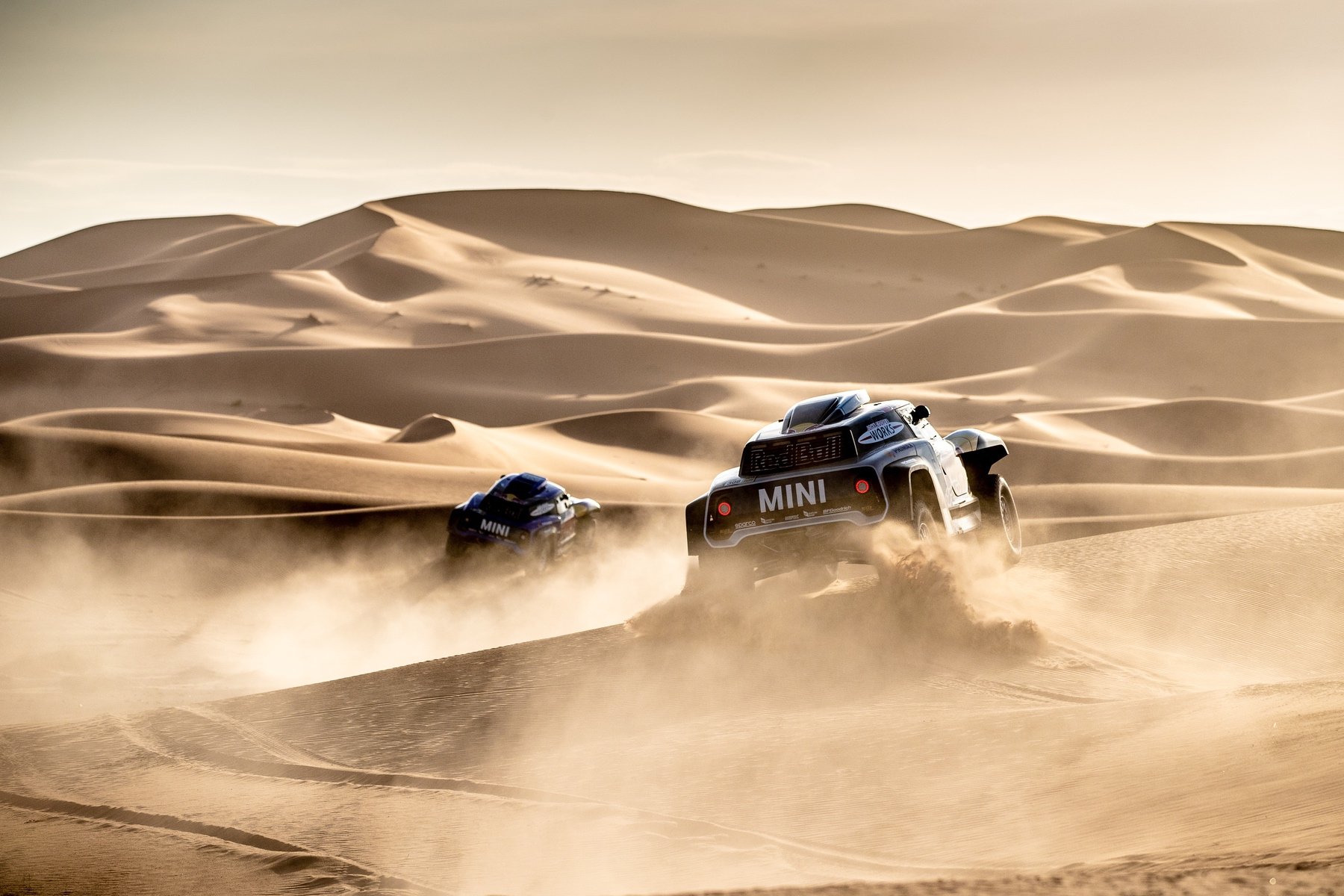 X-raid MINI JCW Team - 2019 Dakar Rally