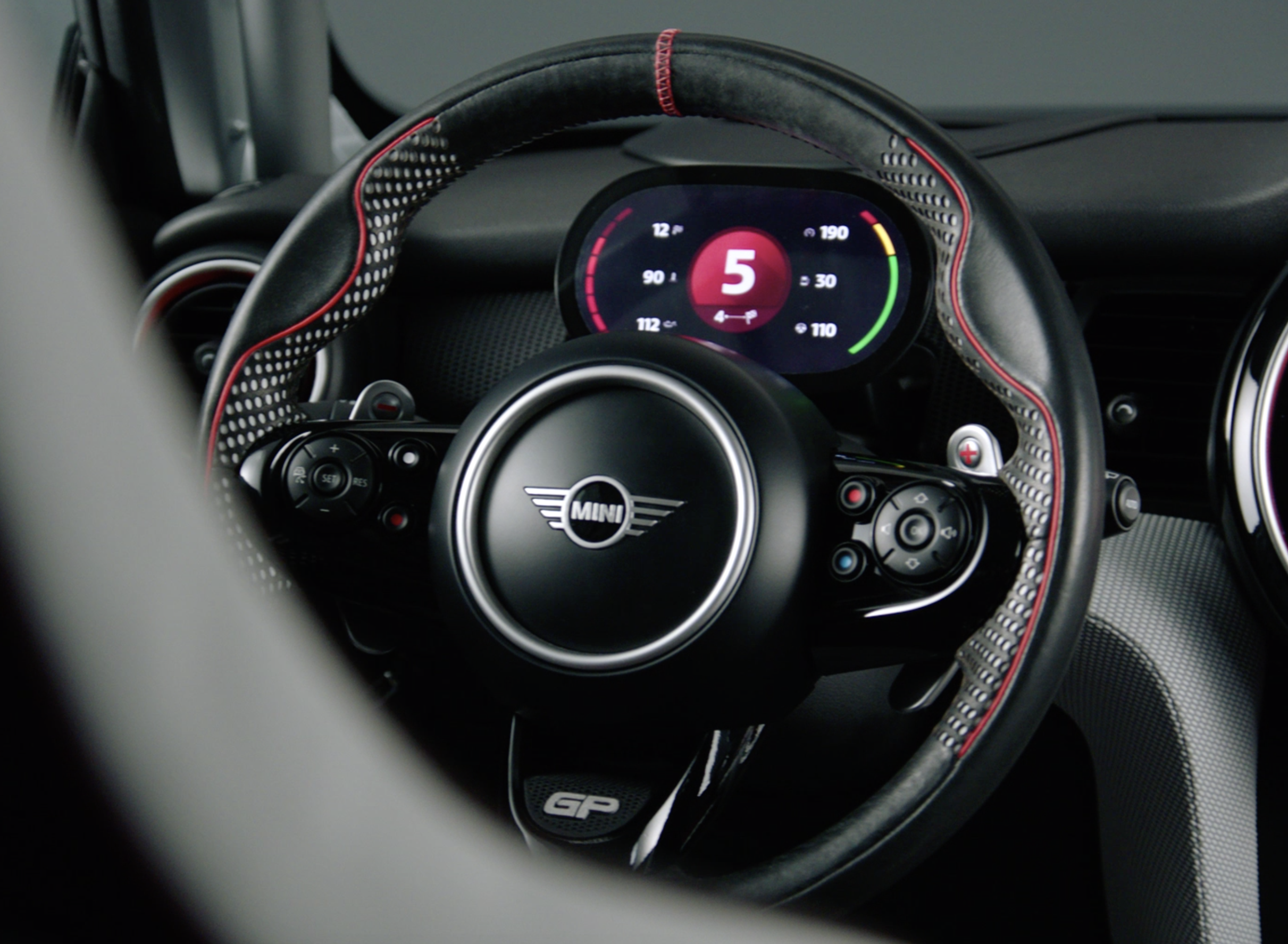 Exclusive Mini To Introduce Digital Gauge Cluster Motoringfile