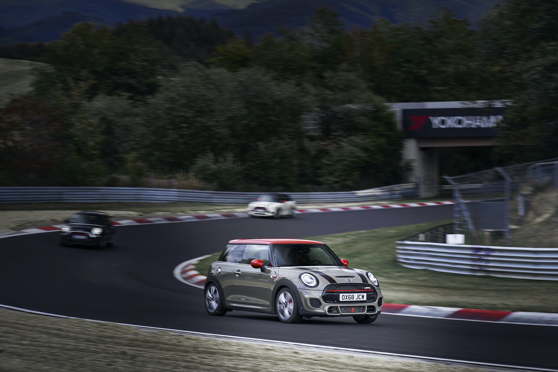 Mini JCW hardtop and convertible