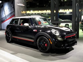 Mini JCW Knights Edition