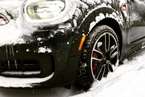 What -23 Degrees Fahrenheit Does to a MINI JCW Countryman