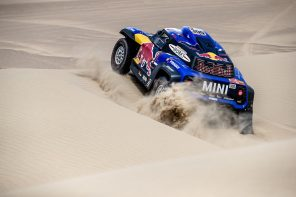 MINI In 2nd Overall as the 2019 Dakar Reached Halfway