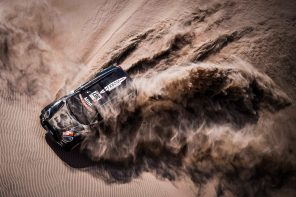 2019 Dakar Stage 06 – MINIs in Three of the Top Five Spots