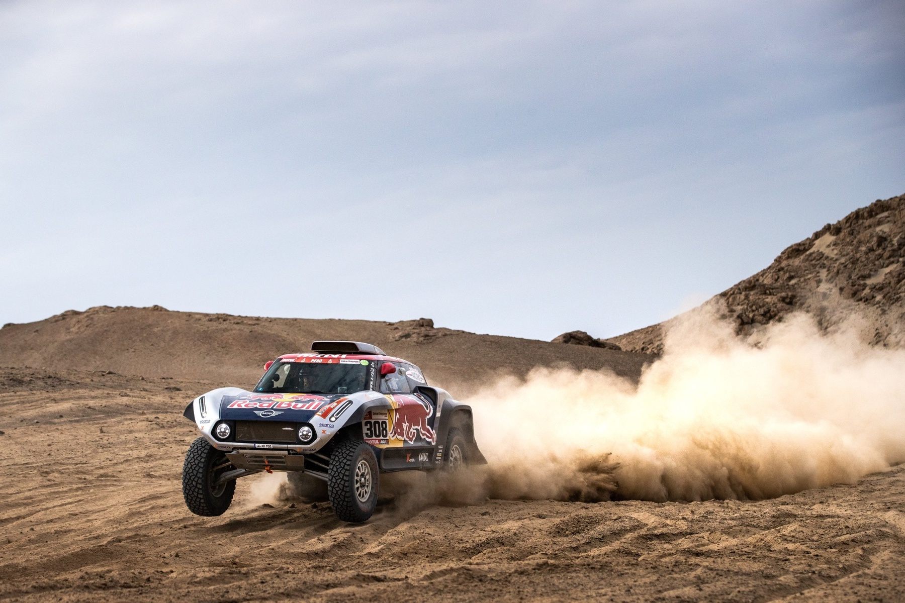 Dakar 2019 Stage 3 Mini Wins Stage 3 And Moves To 3rd Overall
