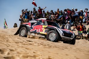 MINI Finishes 2nd in the Grueling 2019 Dakar Rally