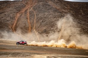 Dakar 2019 Stage 2 – Four MINIs Now in Top Ten