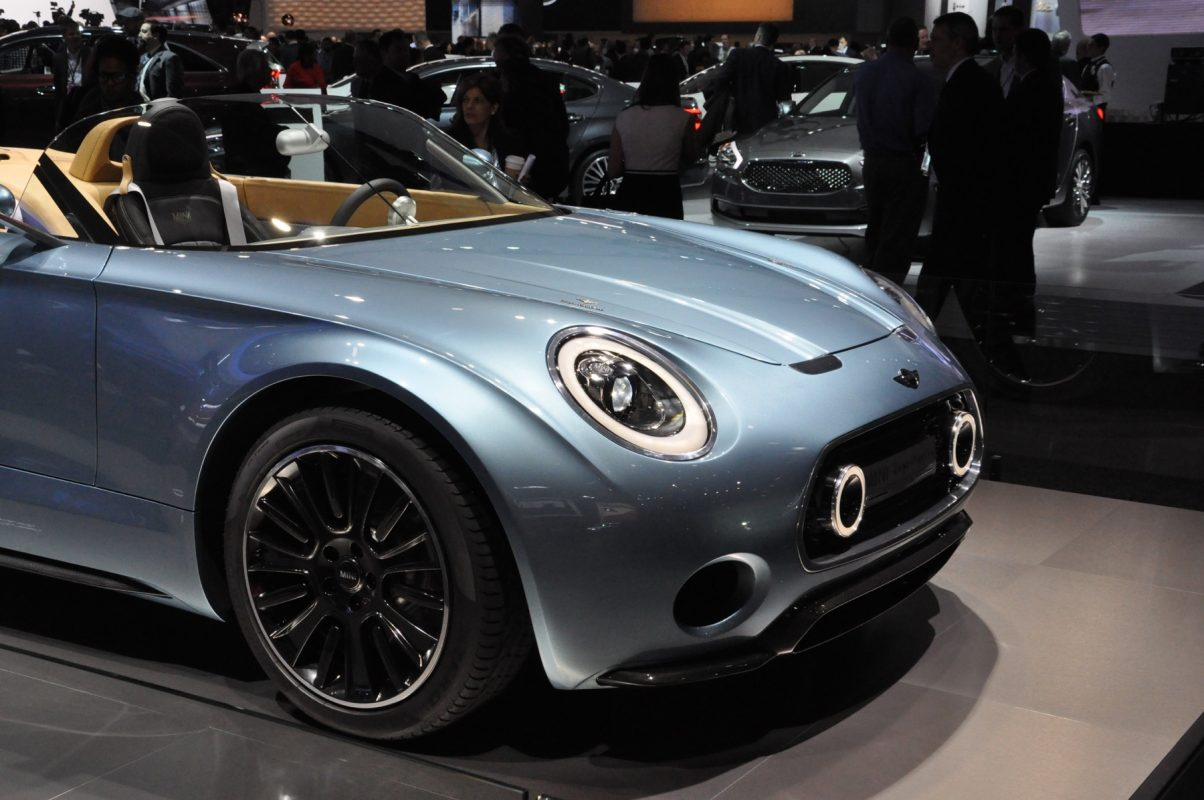 MINI Superleggera Concept