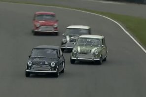 The Best Mini Racing You May Ever See