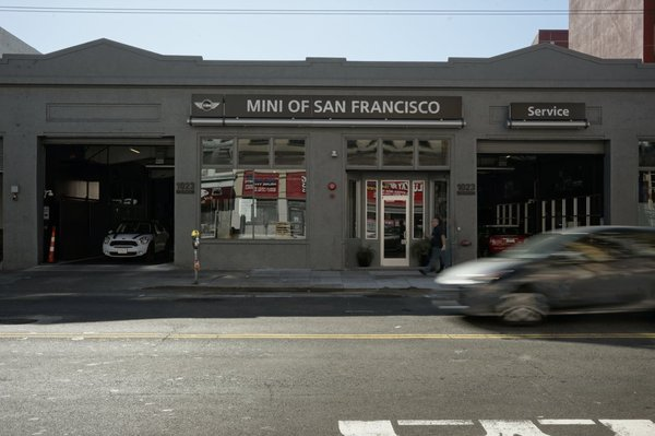 Mini Of San Francisco >> What Happens When Mini Dealers Close Motoringfile
