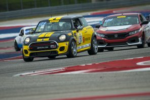 MINI JCW Team Back in Action at VIR