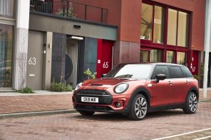 World Premier: Revised 2020 MINI Clubman