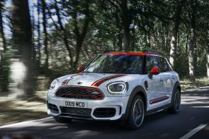 JCW Countryman 2020 MINI pricing