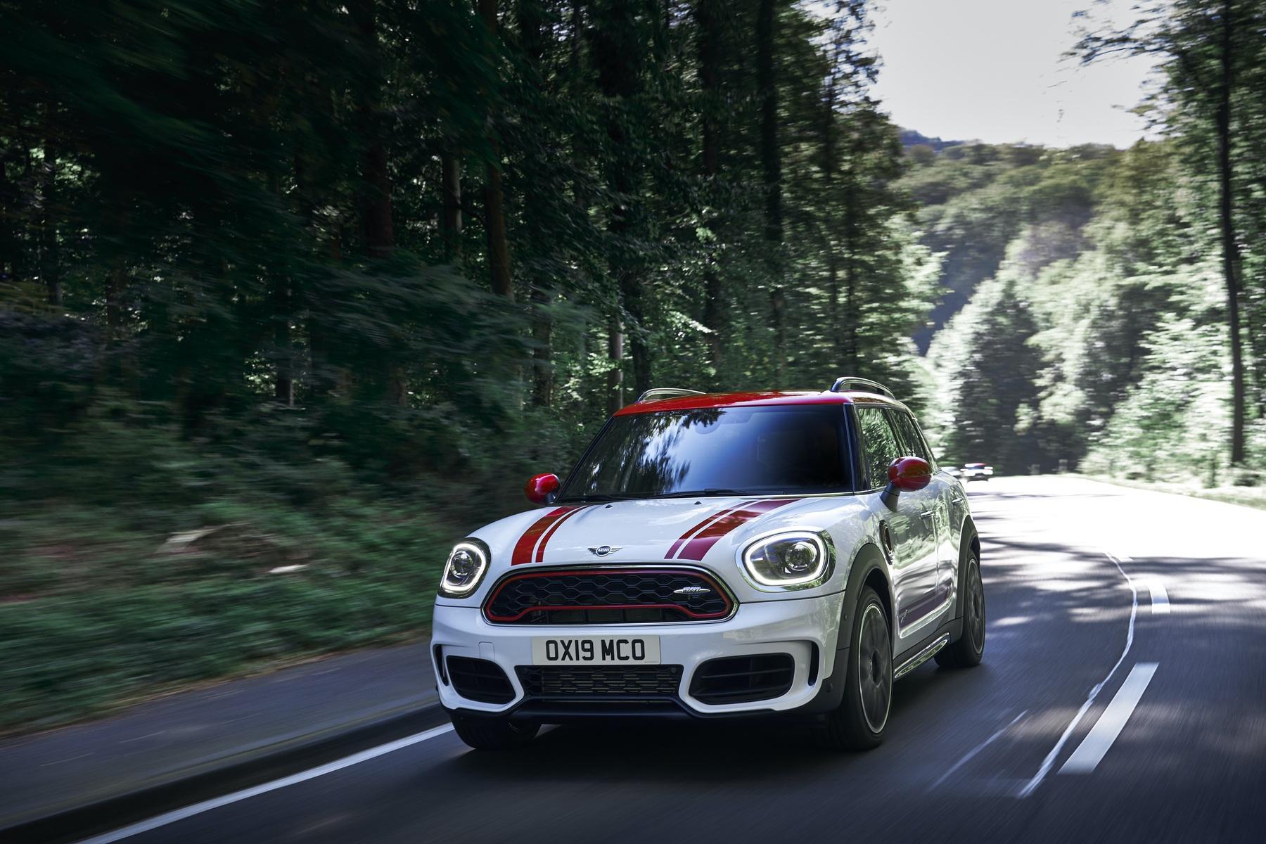 Opinion Bring On The Automatic Mini Motoringfile