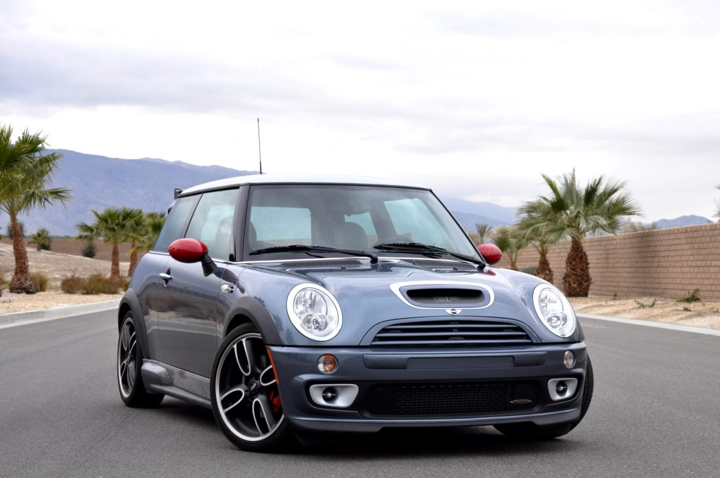 Driving the First MINI JCW GP - Can it Compete with Modern MINIs