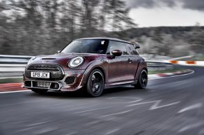 The 2020 MINI JCW GP Officially Debuts Today at the Nurburgring (Video)