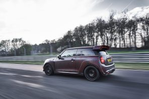 Video: JCW GP Makes its UK Debut at the Goodwood Festival of Speed