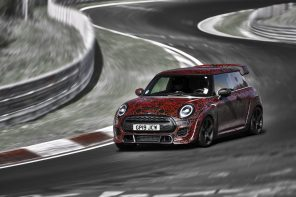 2020 JCW GP Nurburgring Time Revealed
