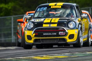 MINI JCW Team Heads to Wine Country
