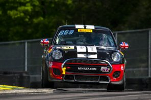 Double Podium for Pombo at Sonoma