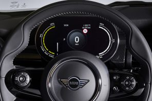 The New MINI Digital Gauge Cluster In-Depth