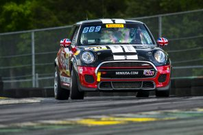 The MINI JCW Team Heads to the City of Roses