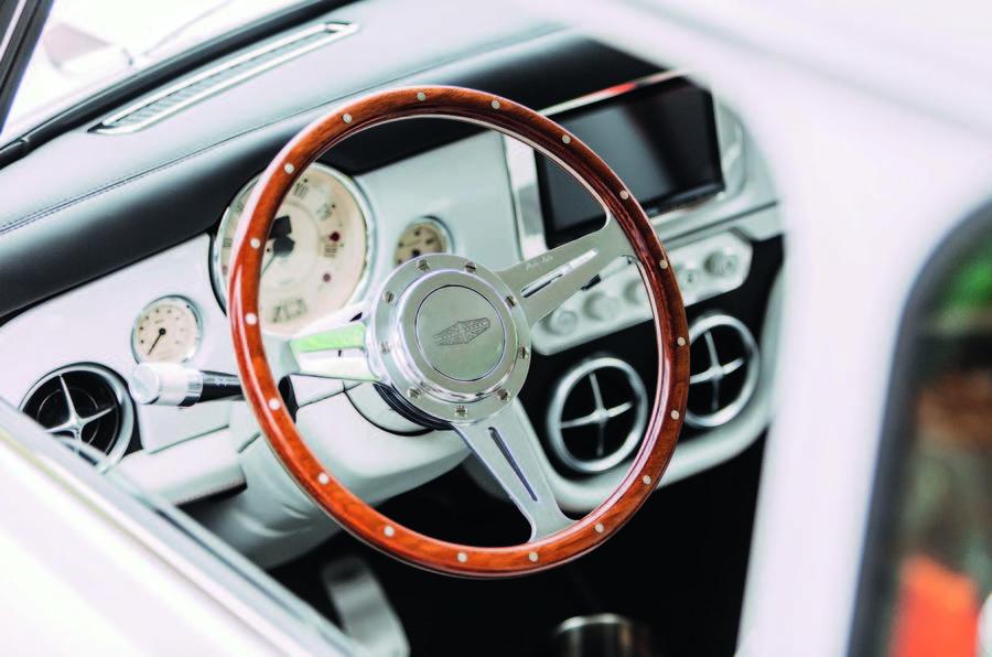classic mini by David brown