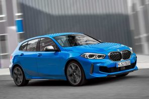 Do Rumors of a Hot BMW 1 Series Point to a Refreshed JCW Hatch?
